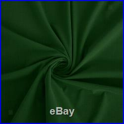 2 Pack Worsted Pool Table Cloth 9ft Table Fast Billiard Felt Replacement