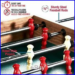 3 In 1 Combo Pool, Hockey and Foosball Game Table Accessories Included MD Sports