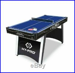 5Ft 2 In 1 American Pool And Tennis Table With Accessories Indoor Junior Tables
