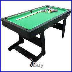 5Ft Folding Pool Table With Accessories