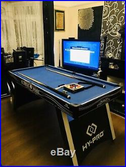 5ft x 3ft Pool Table. All Accessories Included. Great Condition
