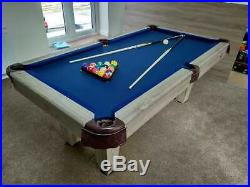 6FT Pool Dining Table Billiard Multi Games Table Free Accessories RADLEY PRIME