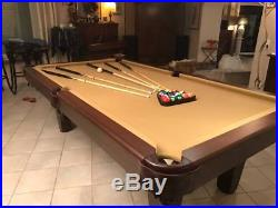 6FT Pool Dining Table Radley Prime Billiard Multi Games Table Free Accessories