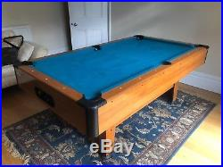 6ft x 3ft Pool Table with Accessories