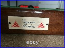 6x3 SLATE BED Snooker/Pool Table Top, Snooker Balls/Accessories
