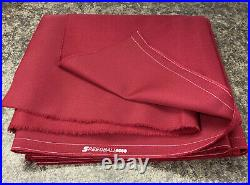6x3 SPEED QUALITY POOL TABLE CLOTH BED ONLY