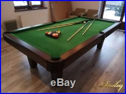 7FT Pool Dining Table Radley Prime Billiard Multi Games Table Free Accessories