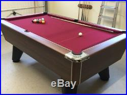 7ft Supreme Winner Pool Table with Accessories