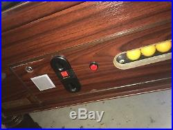7ft X 4ft Pool Table And Accessories