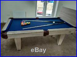 9FT Pool Dining Table Billiard Multi Games Table Free Accessories RADLEY PRIME