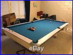 9ft 8 Ball Pool Table Marble Made All Accessories Included