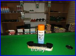 Ambersil Pool & Snooker Table Cloth Cleaner And Brush