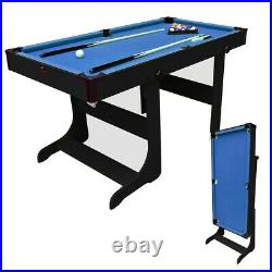 American Pool Table 5ft With Accessories Folding Fast Seller Snooker Games