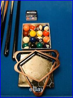 BCE Folding 6ft x 3ft Pool/Dining Table, Table Tennis, Darts & All Accessories