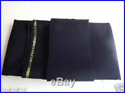 BLACK 6x3 ft English Pool Tables Speed / Fast / Nylon Cloth with Cushions Strip