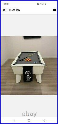 Blackball Tables Slate Bed Pool Tables 7ft. Pre Christmas delivery