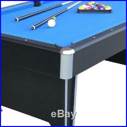 Callisto Heavy Duty 7Ft Pool Table + Accessories & 2 X Cues Home Games Room New