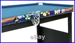 Chad Valley 4ft Snooker/Pool Game Table Accessories To Play Snooker And Pool UK