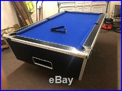 Custom Club 7ft x 4ft Pool Tables with Accessories