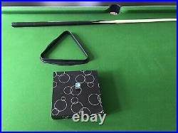 Deluxe 7 By 4 Folding Pool Table With Accessories