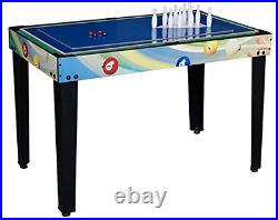 Deluxe Game Table SturdyConstruction Easy Assembly All Game Accessories Included
