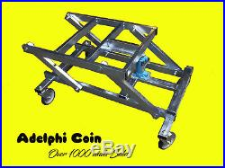 Domestic Pool Table Trolley, Direct From The Manufacturer, 5 Year Warranty
