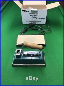 Dowsing DB2T Snooker Billiards Pool Table Iron Thermostatic 9 position dial