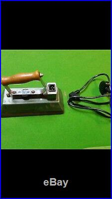 Dowsings Snooker/pool Table Iron-thermostatically Controlled