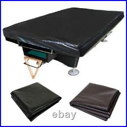 Dust Proof Billiard Table Cloth Protective Cover 8FT Pool Table Accessories