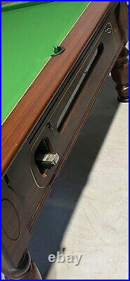 Fully Refurbed 6ft/ 7ft Slate Bed Pool Tables! Ready to go! New Accessories Inc