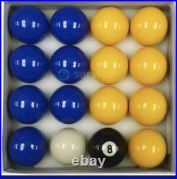Gamesson Harvard 6ft Pool / Snooker Table, 3 X Sets Of Balls 4 X Cues