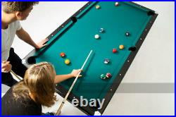 Gamesson Harvard 6ft Pool Table, Accessories Included (UK)