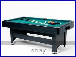 Gamesson Harvard 7ft Pool table, Accessories Included (UK)
