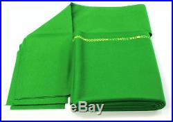 Hainsworth SMART Bed & Cushion Set for 7ft UK Pool Table OLIVE GREEN