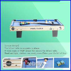 HaxTON Mini Pool Table Billiard Table Set with All Accessories, Fun Tabletop for