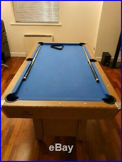 Hy-pro 6ft Pool Table with Accessories