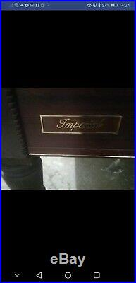 Imperial Pool Table 6 x 4 with Trolley and Accessories