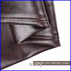 Leather Pool Table Cover Billiards Pool Table Accessories Set, Premium 8Ft