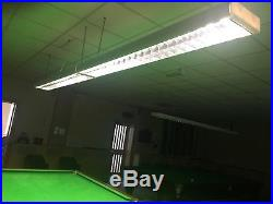Luminaire Lighting for snooker Table (also available for pool tables)
