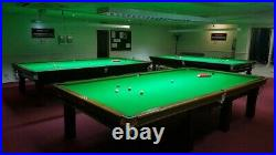 Luminaire Snooker & Pool table lighting for full size Snooker & Pool tables