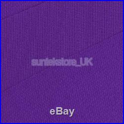 M00RI500 Worsted Pool Table Cloth for 9ft Table High Speed Purple