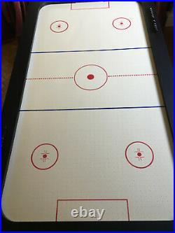 MightyMast Pool Table / Air Hockey With Accessories Good Condition 7ft x 4ft