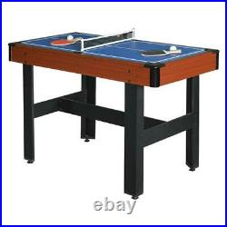 Multi Game Table Pool Glide Hockey Table Tennis Indoor Sports Accessories 48