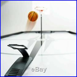 NEW Combo Swivel Game Table 72 ESPN 4-in-1 Hockey Pool Ping Pong & Accessories
