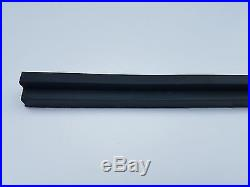 New Peradon Black rubber 7ft or 6ft Pool Table replacement cushion rubbers
