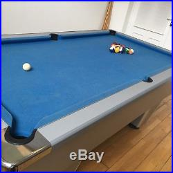ONECONCEPT Pool Table 7ft 122 X 82 X 214 Billiard Table And accessories