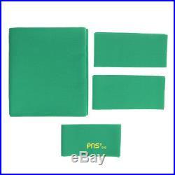 PNS900 Worsted Wool Snooker Pool Billiard Table Cloth 9ft Table Green