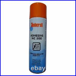 POOL SNOOKER TABLES Ambersil 500ml CLOTH ADHESIVE SPRAY RECOVERING GLUE