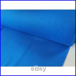 POOL TABLE SPEED CLOTH STRACHAN BLUE 7x4 QUALITY POOL TABLE CLOTH BED & CUSHION