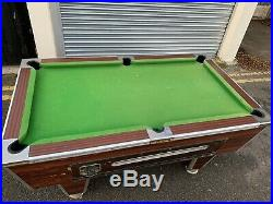 Pool / Snooker Table, Man Cave, Pub, Games, Cue